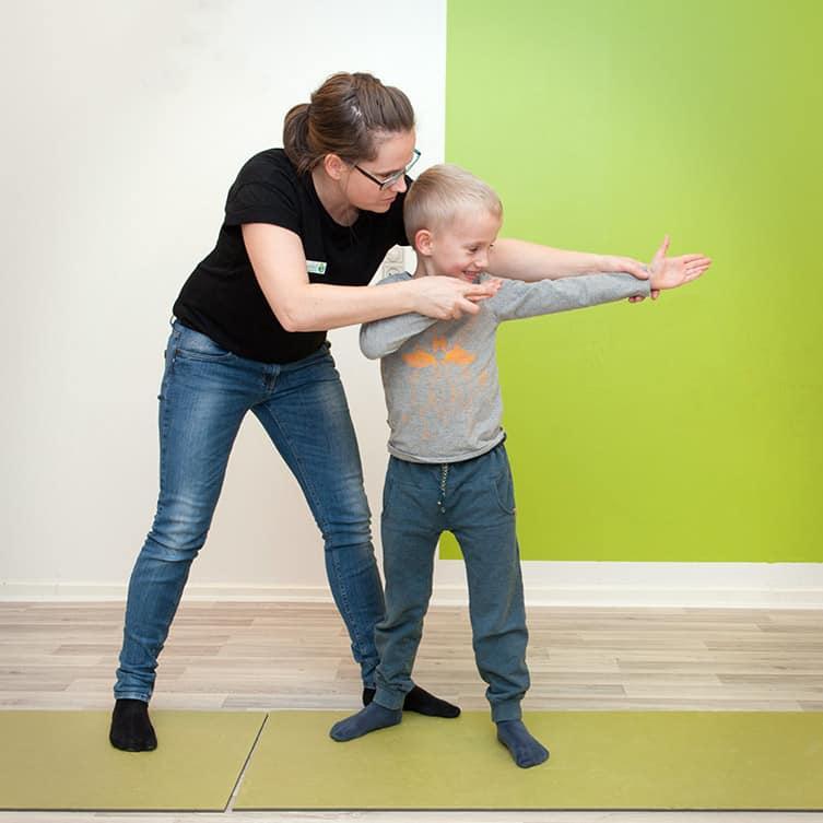 viborg sansemotorik træning