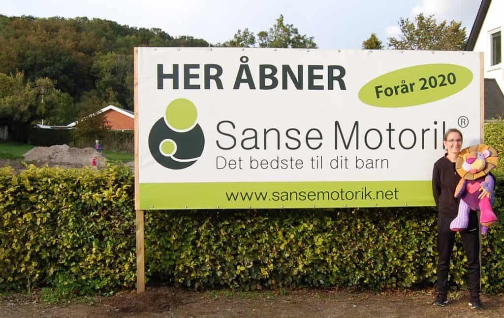 Sanse Motorik, Aabenraa, åbner foråret 2020
